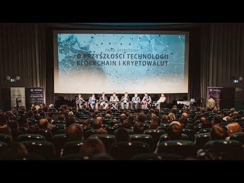 """Panel dyskusyjny """"O przyszłości technologii blockchain i kryptowalut w Polsce"""""""