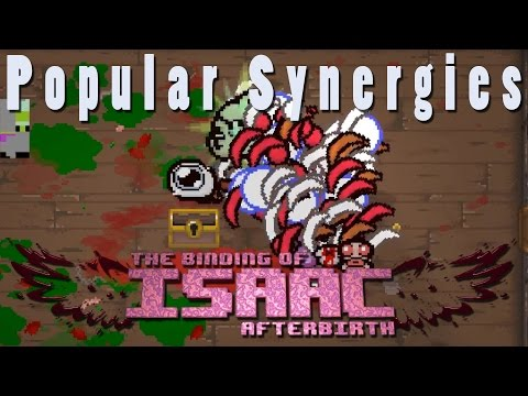 The Binding of Isaac Afterbirth | Swarm Cloud | Popular Syne