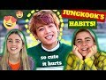 JEON JUNGKOOK'S HABITS! REACTION (BTS REACTION)
