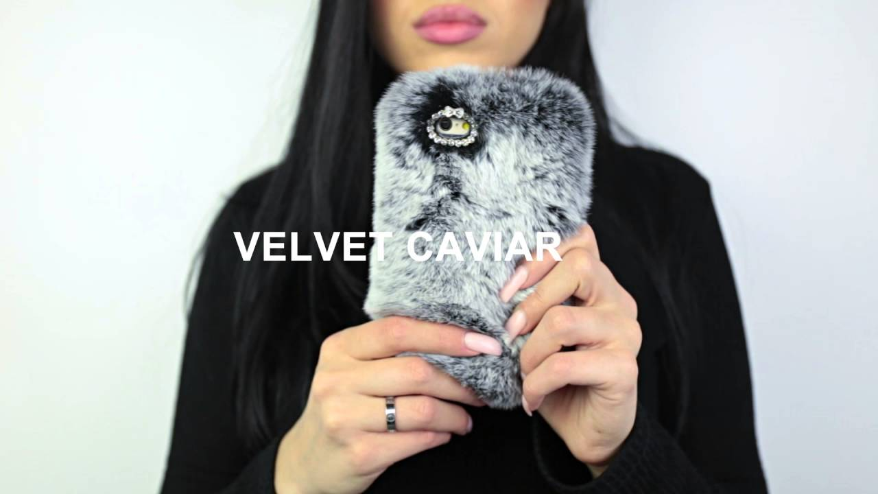new product b3f0c c9170 Fur iPhone Cases by VelvetCaviar