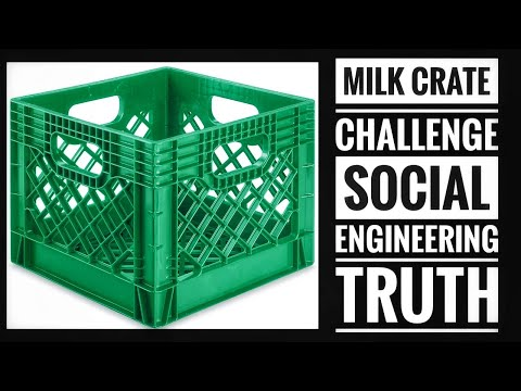 What Is The Underline Symbolism Of The Crate Challenge Constructive And Nonconstructive