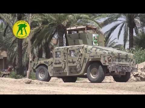 War   BATTLE OF FALLUJAH 2016 - IRAQI FORCES IN HEAVY COMBAT ACTION   IRAQ WAR