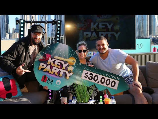 Fox FM's Key Party | Live Stream | Fifi, Fev & Byron
