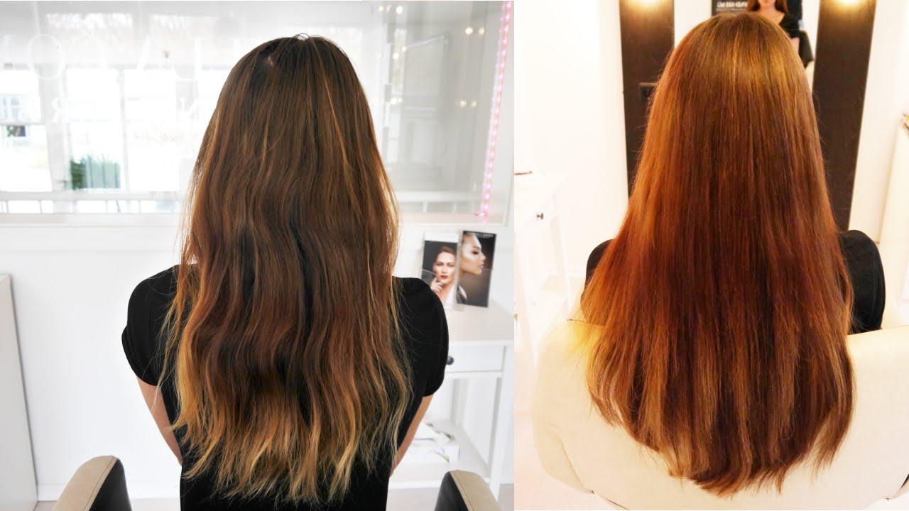 Neue Haare Fma Friseur Extensions Ultraschall Methode