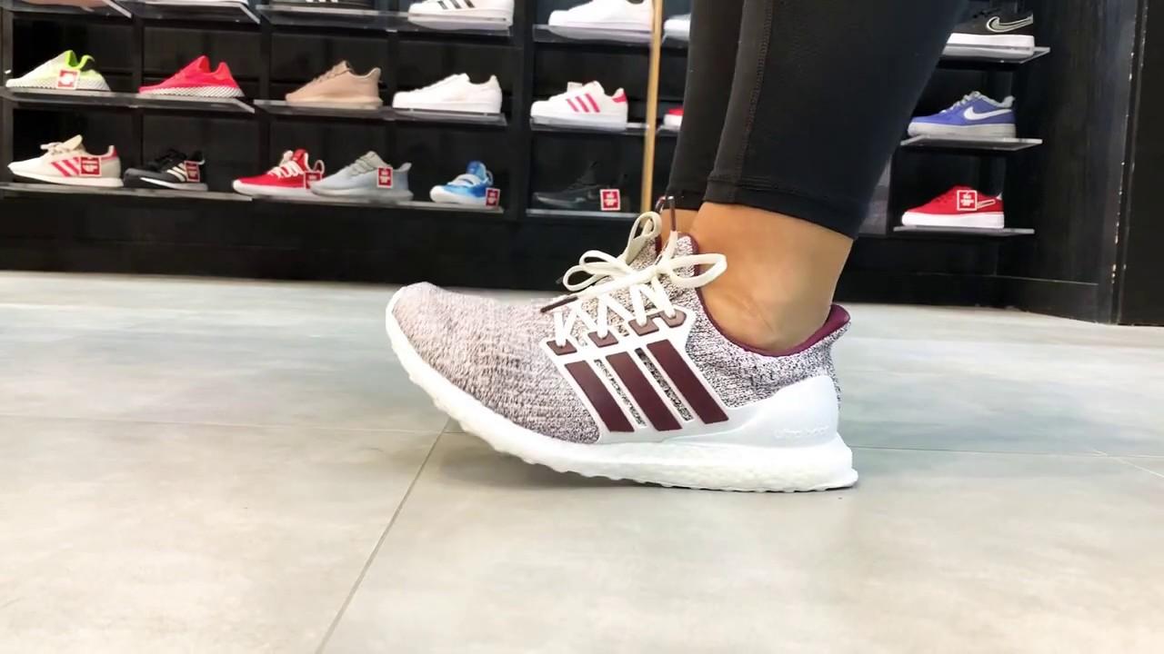 Adidas Ultra Boost Texas A\u0026M - YouTube