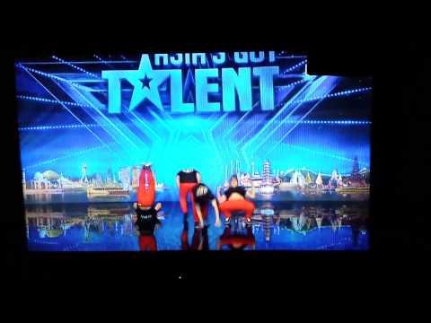 Asia got talent april 9 velasco brothers