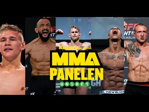 MMA-Panelen: UFC Sverige special