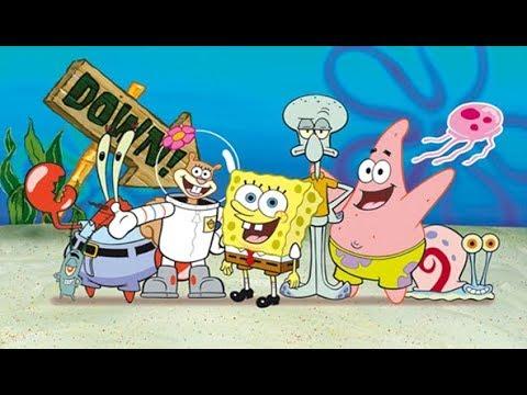 Spongebob Squarepants full episodes Live 24/7 HD Gameplay