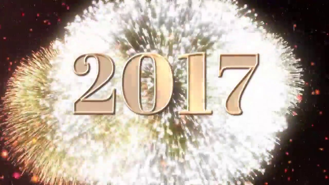 New Year Countdown 2017 | After Effects template - YouTube