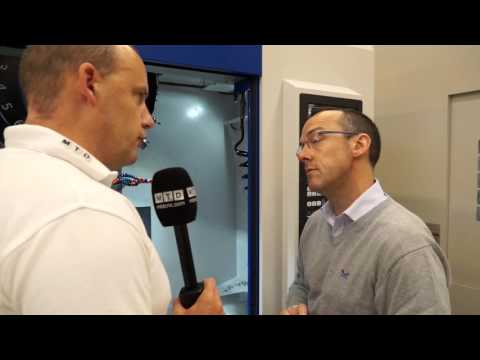 Brother SPEEDIO 1000 Machining Centre review with Whitehouse Machine Tools