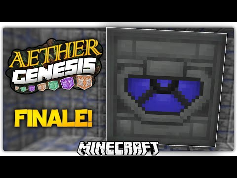 THE FINAL BOSS RUINED EVERYTHING | Minecraft Aether GENESIS #3 [Finale]