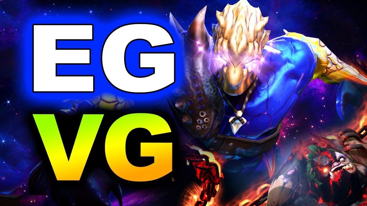 Kết quả hình ảnh cho EG vs VG