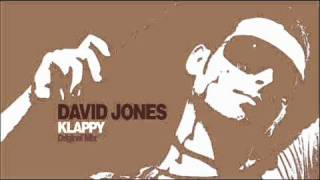 David Jones - Klappy (Original Mix)