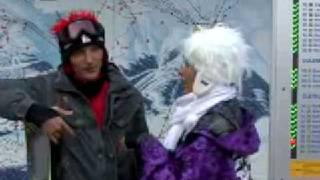 Павел Воля и Марика на фестивале