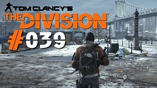 The Division gameplay german | PS4 | Schwere Mission #039 | Let