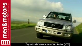 Toyota Land Cruiser Amazon VX - Review (2002)