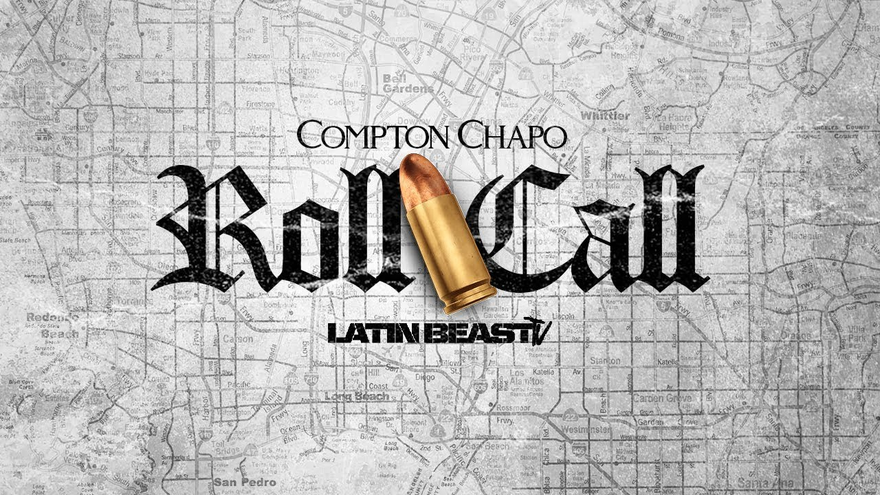 Compton Chapo - Roll Call (Official Audio) - Cell Block Ent