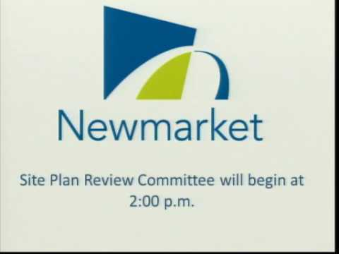 Site Plan Review Committee was held on Monday, December 14, 2015
