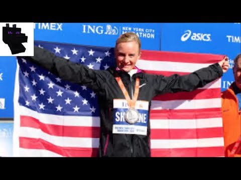 Shalane Flanagan becomes first American woman to win New York marathon in 40 years