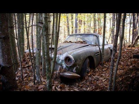 New Hampshire Un lugar magico donde Aston Martin abandonado durante 45 años-New Hampshire Portal