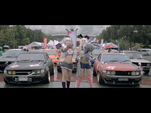 Kantai Collection -Kancolle- Kashima X Shimakaze Racing Queen 「鹿島X島風」