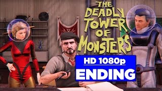 The Deadly Tower of Monsters PC Gameplay Walkthrough Ending