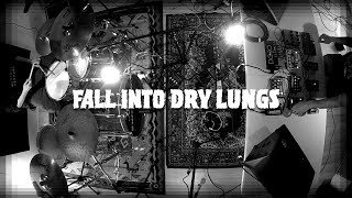 Harsh Noise Noisecore - Fall Into Dry Lungs - Drums Synths Pedals - White Noise Sessions - 16042019