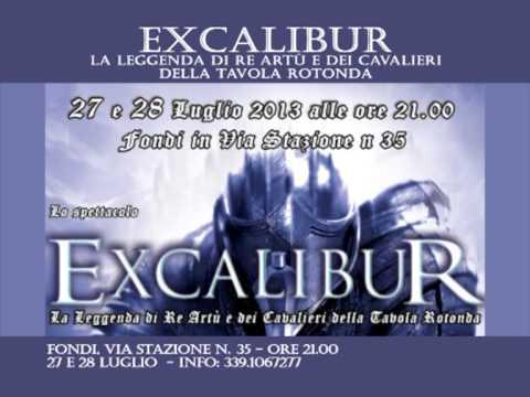 Spettacolo excalibur re artu 39 e i cavalieri della tavola rotonda youtube - Re artu ei cavalieri della tavola rotonda ...