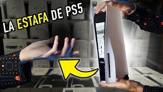 la nueva ESTAFA de PlayStation 5 😅 Empresa ROBA MILES de PS5. La especulación, robos, y PROBLEMAS