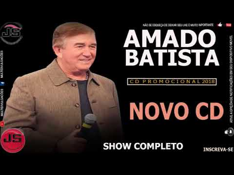 amado batista novo cd 2018 m sicas novas youtube. Black Bedroom Furniture Sets. Home Design Ideas