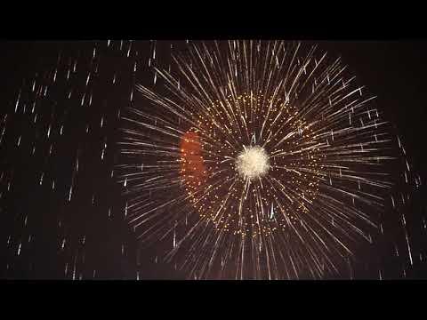 ミモレット1さん 秩父夜祭りの花火撮影練習①~