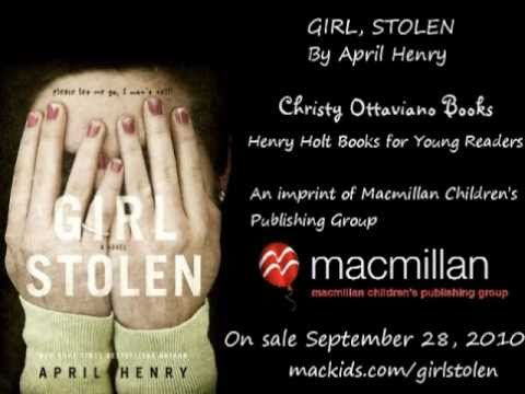 Girl, Stolen by April Henry  -- Book Trailer