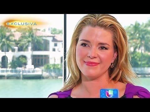 Alicia Machado Habló Del Amor De Su Vida Entre Lágrimas