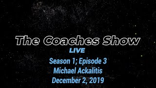 The Coaches Show - December 2019