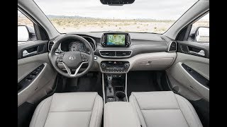 New Hyundai Tucson Concept 2019 - 2020 Review, Photos, Exhibition, Exterior and Interior