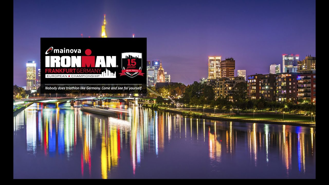 ironman frankfurt 2016 youtube