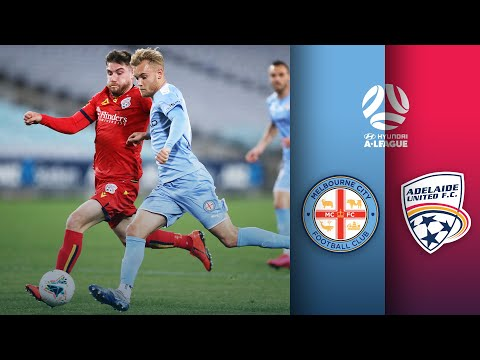 Melbourne City Adelaide United Goals And Highlights