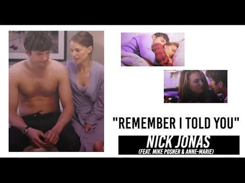 Nick Jonas // Remember I Told You x Mike Posner & Anne-Marie || Traducido al Español