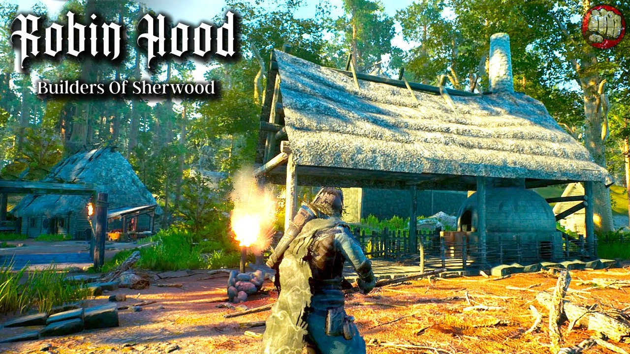 Download Fights Against Tyranny and Injustice | Robin Hood - Sherwood Builders Gameplay | Part 2