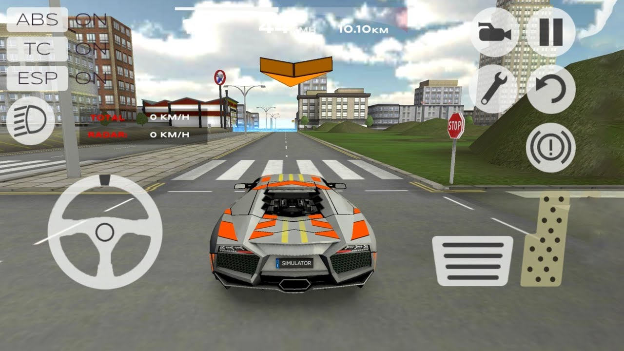 Extreme Car Driving Simulator By Axesinmotion Racing