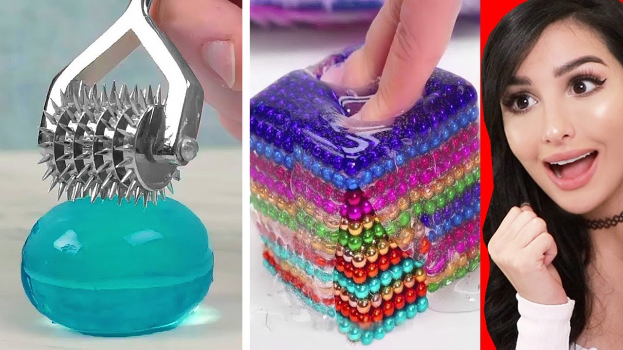 Download Most Oddly Satisfying Video to watch before sleep