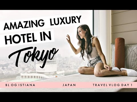 WELCOME TO JAPAN: AMAZING LUXURY HOTEL TOKYO