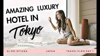 Gambar cover WELCOME TO JAPAN: AMAZING LUXURY HOTEL TOKYO