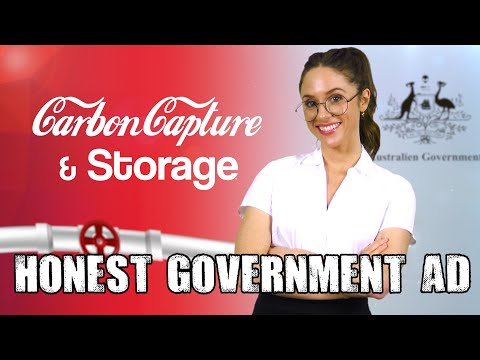 Honest Government Ad   Carbon Capture and Storage
