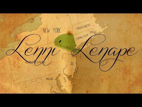 Lenape - Original People