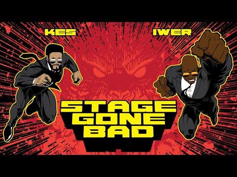"Kes & Iwer George - Stage Gone Bad (Official Lyric Video) ""2020 Soca"""