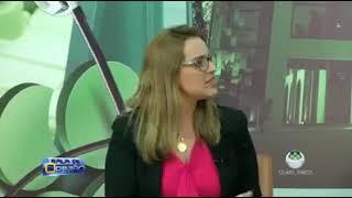 Distúrbios Temporomandibulares e Anatomia Palpatória_Entrevista Profª Viviane Marques ao Programa Sala de Opinião da TV FIMCA