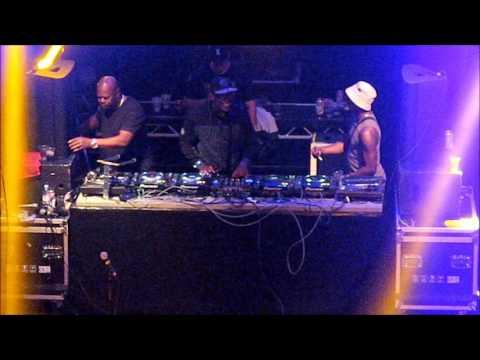 Randall b2b Kenny Ken with MC Moose @Moondance, Koko, 17/06/17