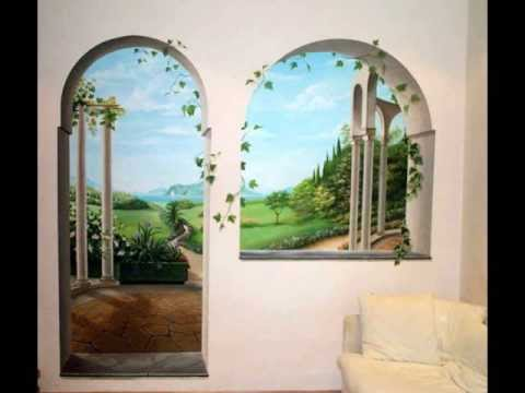 trompe l 39 oeil youtube. Black Bedroom Furniture Sets. Home Design Ideas