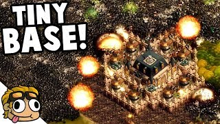FINAL WAVE vs TINY BASE! | They Are Billions Beta Gameplay
